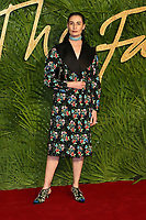 Erin O'Connor, The Fashion Awards 2017, The Royal Albert Hall, London UK, 04 December 2017, Photo by Richard Goldschmidt