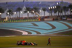 November 26, 2017 - Abu Dhabi, United Arab Emirates - Motorsports: FIA Formula One World Championship 2017, Grand Prix of Abu Dhabi, .#3 Daniel Ricciardo (AUS, Red Bull Racing) (Credit Image: © Hoch Zwei via ZUMA Wire)