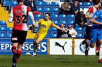 Ben Hinchliffe. Stockport County FC 1-1 Woking FC. Vanarama National League. Edgeley Park. 22.5.21