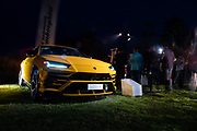 August 15, 2019:  Monterey Car Week, Lamborghini Urus