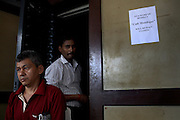 A famous place for backpackers just down the road from cafe Leopolds in Colaba is Cafe Mondegar.