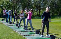 HEEMSKERK - NVG / NGF / Open Golfdagen / Heemskerkse  Golf Club.     kennismaken met golf. driving range, driven' .  COPYRIGHT KOEN SUYK