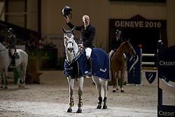 Guery Jerome, (BEL), Papillon Z<br /> Credit Suisse Geneva Classic<br /> CHI de Genève 2016<br /> © Hippo Foto - Dirk Caremans<br /> 11/12/2016