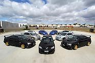 Subaru STI Group Shoot
