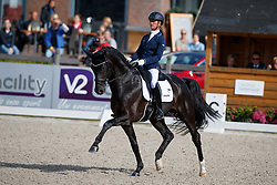 Cornelissen Adelinde, NED, Governor STR<br /> Nederlands Kampioenschap Dressuur <br /> Ermelo 2017<br /> © Hippo Foto - Dirk Caremans<br /> 15/07/2017