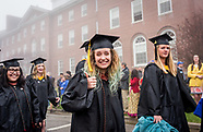 Colby-Sawyer College Commencement 2017