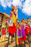 Children's carnival, Trinidad Carnival, Port of Spain, Trinidad & Tobago.