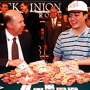 2001-01 Jack Binion's World Poker Open