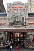 The Arcade, Bond Street, central London