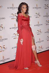 Winnie Harlow attending the DeGrisogono party during the 71st Cannes Film Festival in Antibes, France, on May 15, 2018. Photo by Julien Reynaud/APS-Medias/ABACAPRESS.COM