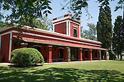 Exterior, Estancia La Bamba De Areco, Pampas, Argentina, South America