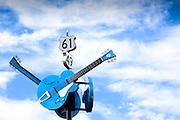 Clarksdale, MA_Famous Crossroads Guitar Marker