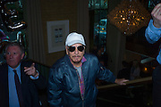 NICKY HASLAM, Spectator Life - 3rd birthday party. Belgraves Hotel, 20 Chesham Place, London, SW1X 8HQ, 31 March 2015