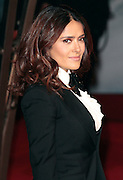 Dec 3, 2014 - Exodus: Gods And Kings World Premiere - VIP Red Carpet Arrivals at Odeon,  Leicester Square, London<br /> <br /> Pictured: Salma Hayek<br /> ©Exclusivepix Media