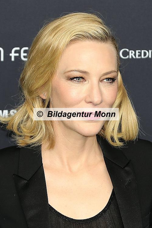 Cate Blanchett anlässlich der Zürcher Film-Festspiele 2019