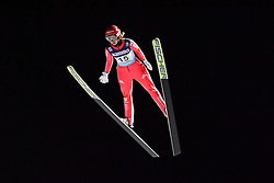 02.12.2016, Lillehammer, NOR, FIS Weltcup Ski Sprung, Lillehammer, Damen, im Bild Svenja Wuerth (GER) // Svenja Wuerth of Germany during Womens Skijumping Competition of FIS Skijumping World Cup. Lillehammer, Norway on 2016/12/02. EXPA Pictures © 2016, PhotoCredit: EXPA/ Nisse<br /> <br /> *****ATTENTION - OUT of SWE*****