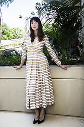 "July 27, 2017 - Hollywood, CA, USA - Catriona Balfe stars in the TV Series ""Outlanderâ (Credit Image: © Armando Gallo via ZUMA Studio)"