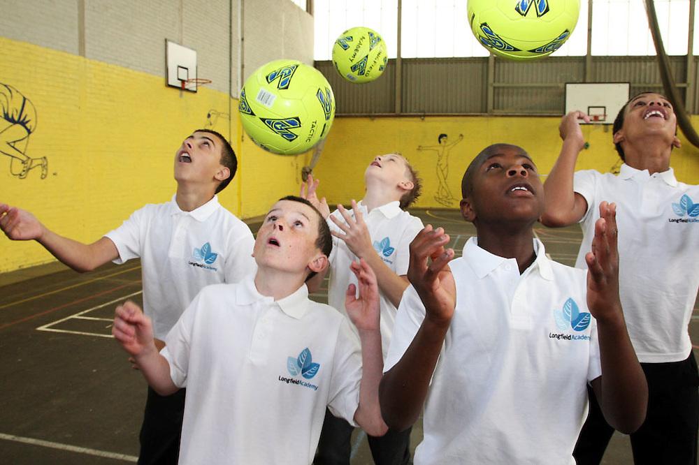 Longfield Academy.Pics: Jonathan Goldberg.