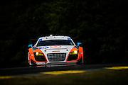 August 23, 2015: IMSA GT Race: Virginia International Raceway: Audi R8
