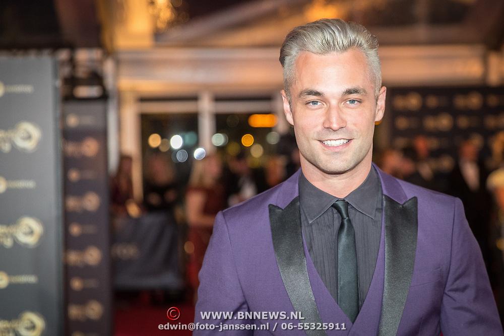 NLD/Amsterdam/20171012 - Televizier-ring Gala 2017, Jan Kooyman