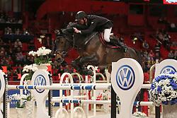 Vrieling Jur (NED) - VDL Bubalu<br /> Stockholm International Horse Show 2012<br /> © Hippo Foto - Peter Zachrisson