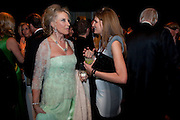 PRINCESS MICHAEL OF KENT; JEMIMA KHAN, The Ormeley dinner in aid of the Ecology Trust and the Aspinall Foundation. Ormeley Lodge. Richmond. London. 29 April 2009