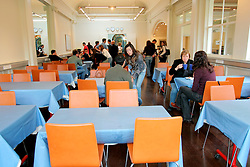UK ENGLAND LONDON 16FEB07 - Cafeteria area at the London School of English, Holland Park, West London. Established in 1912, the LSE is the oldest language school in the world.. . jre/Photo by Jiri Rezac. . © Jiri Rezac 2007. . Contact: +44 (0) 7050 110 417. Mobile:  +44 (0) 7801 337 683. Office:  +44 (0) 20 8968 9635. . Email:   jiri@jirirezac.com. Web:    www.jirirezac.com. . © All images Jiri Rezac 2007 - All rights reserved.