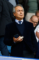 Football - 2018 / 2019 Premier League - Everton vs. Arsenal<br /> <br /> Everton owner Farhad Moshiri in the Directors Box before the game, at Goodison Park.<br /> <br /> COLORSPORT/ALAN MARTIN