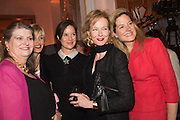 ELIZABETH PEYTON-JONES; JOANNA PEYTON-JONES; ; LUCINDA PEYTON-JONES; JULIA PEYTON-JONES;  MARINA PEYTON-JONES, The Veuve Clicquot Business Woman Award. Claridge's Ballroom. London W1. 11 May 2015.