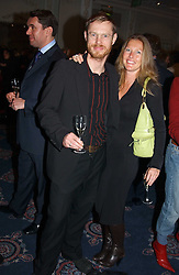 TOM CONRAN and his sister SOPHIE CONRAN children of Sir Teence Conran at the Tatler Restaurant Awards in association with Champagne Louis Roederer held at the Four Seasons Hotel, Hamilton Place, London W1 on 10th January 2005.<br /><br /><br />NON EXCLUSIVE - WORLD RIGHTS