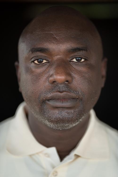5 June 2019, Gado, Cameroon: Philbert Habonimana works as Lutheran World Federation country representative for Cameroon.