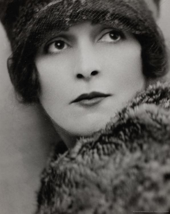 Lady Hazel Lavery, artist and socialite, wife of Sir John Lavery, Ireland, c1916