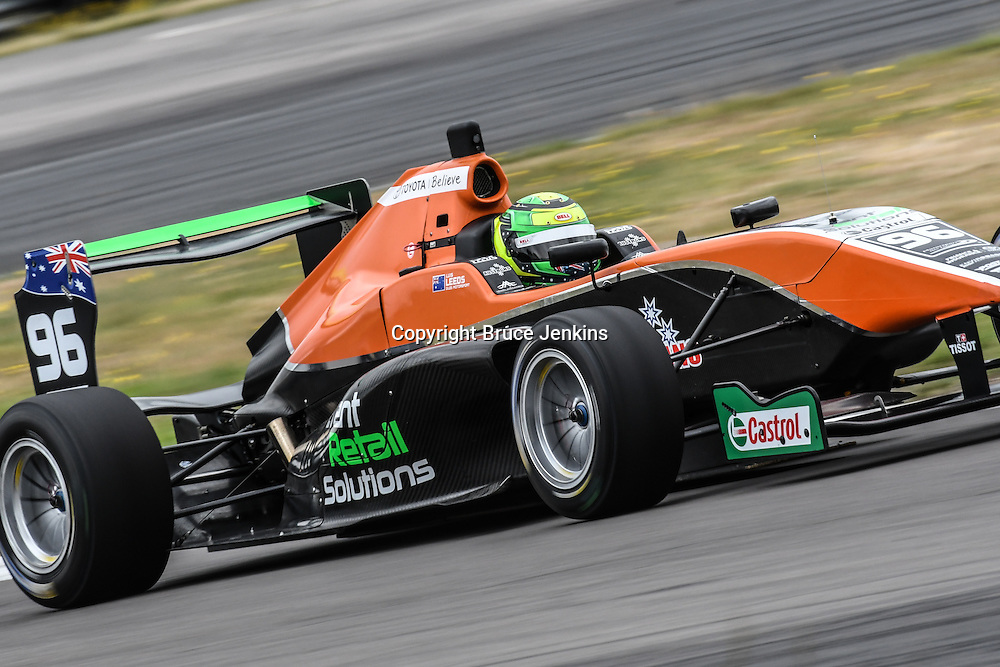 Round 4 of the 2017 Castrol Toyota Racing Series