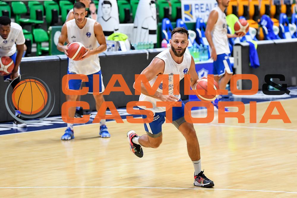 Stefano Gentile<br /> Allenamento Banco di Sardegna Dinamo Sassari<br /> LBA Legabasket Serie A 2021-2022<br /> Sassari, 12/08/2021<br /> Foto L.Canu / Ciamillo-Castoria