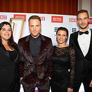 NLD/Amsterdam/20181217 - Hashtag Awards 2018, Giel de Winter