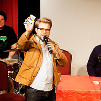 Jared Logan, New York City PodFest - Jan 12, 2013 - The PIT