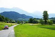 Vintgar Gorge, or Bled Gorge is a 1.6-kilometer gorge in northwestern Slovenia in the municipalities of Gorje and Bled, four kilometers northwest of Bled.