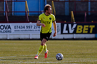Ryan Croasdale. Weymouth FC 1-0 Stockport CountyFC. Vanarama National League. Bob Lucas Stadium. 6.3.21