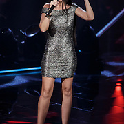 NLD/Hilversum/20141114 - The Voice of Holland 1e show, Martha Hertogs