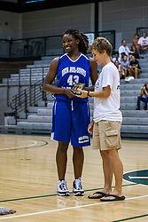 20 June 2009:  Illinois Basketball Coaches Association 1A-2A Girls All Star game.