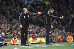 February 12, 2019 - Manchester, France - OLE GUNNAR SOLSKAER  (Credit Image: © Panoramic via ZUMA Press)