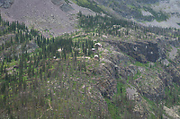 Sperry Chalet Glacier National Park