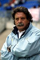 Fotball <br /> FIFA World Youth Championships 2005<br /> Tilburg<br /> Nederland / Holland<br /> 12.06.2005<br /> Foto: ProShots/Digitalsport<br /> <br /> Colombia v Italia<br /> <br /> coach italia paolo berrettini