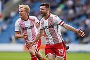 Colchester United v Stevenage 120817