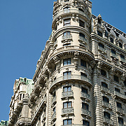Built in 1899-1904 by William Earle Dodge Stokes in the Beaux-Arts style, The Ansonia was originally a residential hotel. It was converted to a condominium aprartment building in 1992 and is on the National Register of Historic Places.