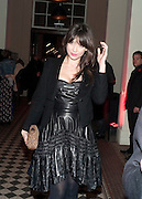 DAISY LOWE, IMG HERALD TRIBUNE HERITAGE LUXURY PARTY.- Celebration of Heritage Luxury and 10 years of the International Herald Tribune Luxury Conferences. North Audley St. London. 9 November 2010. -DO NOT ARCHIVE-© Copyright Photograph by Dafydd Jones. 248 Clapham Rd. London SW9 0PZ. Tel 0207 820 0771. www.dafjones.com.