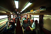 Malaysian Railways, formerly known as the Malayan Railway Administration is officially known as KTMB after it became a government supported corporation in 1992.  The railway system dates back to the British colonial era, when it was first built to transport tin amd rubber.