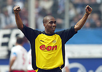 Fotball<br /> Tyskland<br /> Feature Borussia Dortmund<br /> Foto: Witters/Digitalsport<br /> NORWAY ONLY<br /> <br /> EVANILSON<br /> Fussballspieler Borussia Dortmund<br /> 2003
