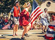 Dancing Twist at the 2017 Fourth of July Parade in Ojai, California. ©Ciro Coelho/CiroCoelho.com. All Rights Reserved.