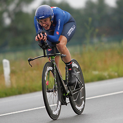 KNOKKE HEIST (BEL) July 10 CYCLING: <br /> 3th Stage Baloise Belgium tour Time Trial: Vittoria Guazzini